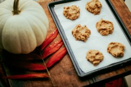 Autumn Recipes: Amazing Pumpkin Cookies